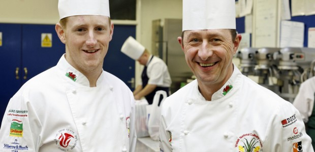 Royal chefs star at top food festival