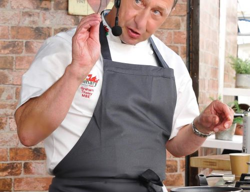 "Royal chef will champion ""world class"" North Wales produce"