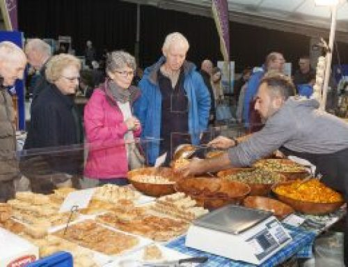 Food festival serves up £8m boost