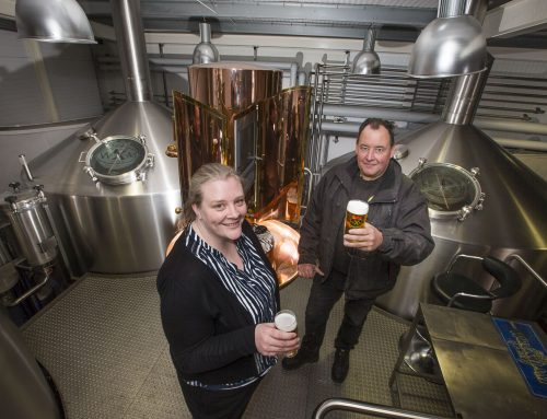 Wrexham Lager raises glass to festival  as it toasts two major new export deals
