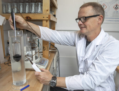 Scientist on mission to create perfect gin with new solar-powered distillery